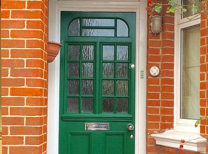 External Door Hanging & Fitting, Brighton & Hove