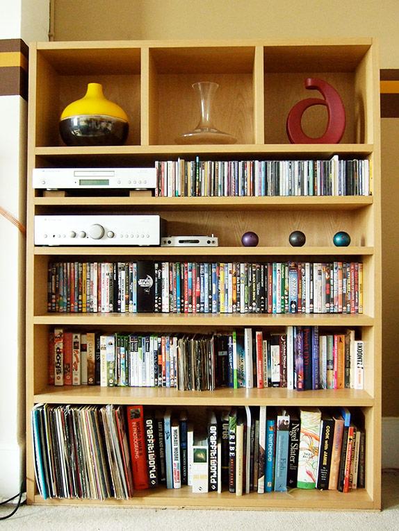 Bespoke Bookcase, Brighton & Hove