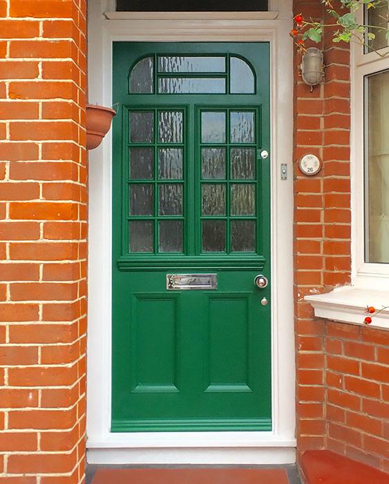 Hanging Front Door Specialist, Brighton & Hove