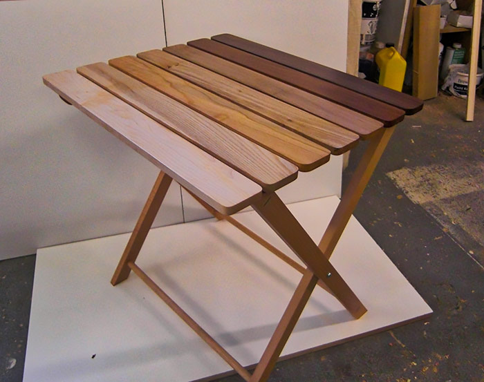 Custom Made Wooden Table, Brighton & Hove